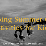 Keeping Summer Cool: Activities for Kids!