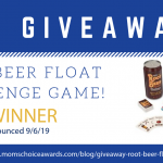 GIVEAWAY: Root Beer Float Challenge Game!