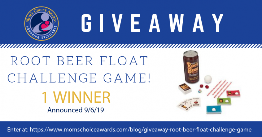 GIVEAWAY: Root Beer Float Challenge Game
