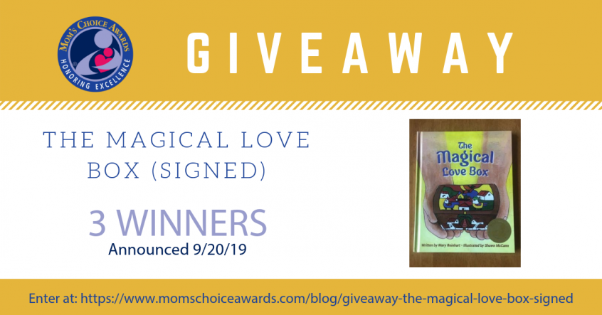 GIVEAWAY The Magical Love Box (signed)