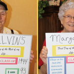 Retirement Community Posts Adorable 'First Day' Photos of Residents