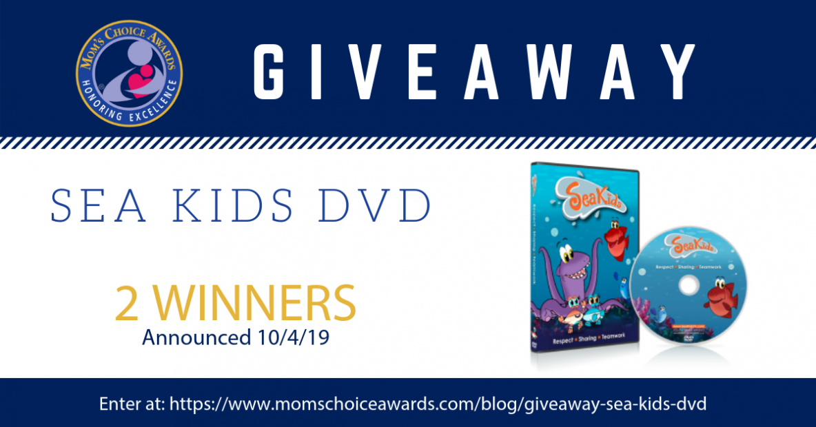 GIVEAWAY Sea Kids DVD