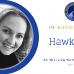 Interview with Jennifer Renieris, Author of Hawk Eyes