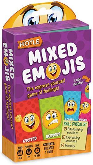 Award-Winning Children's book — Hoyle Mixed Emojis