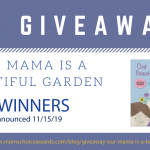 Giveaway: Our Mama is a Beautiful Garden Book