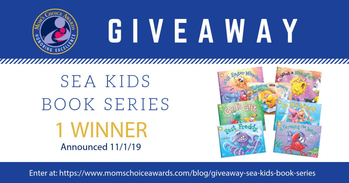 GIVEAWAY Sea Kids Book Series (7) Pinterest