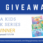 GIVEAWAY: Sea Kids Book Series (7)