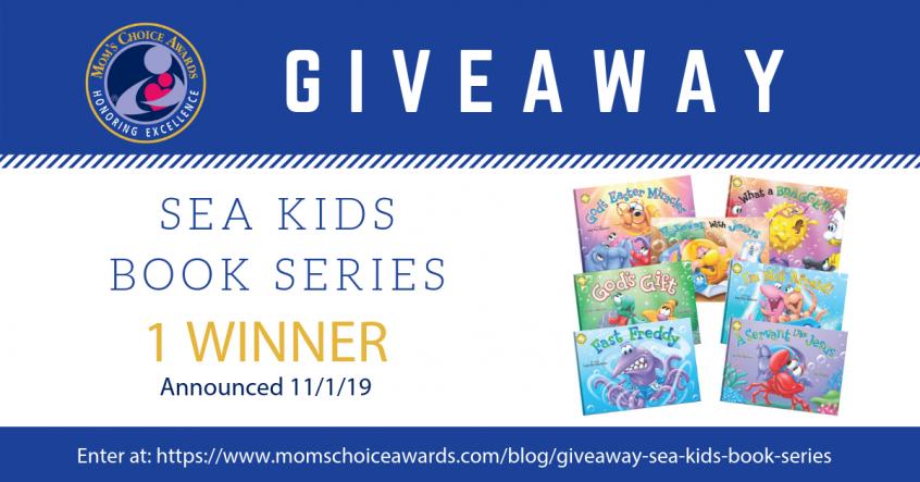 GIVEAWAY Sea Kids Book Series (7) Pinterest