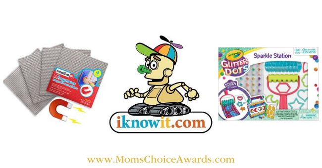 Award-Winning Kids products