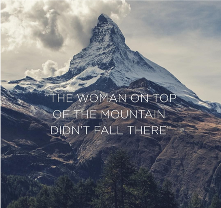 inspirational woman quote