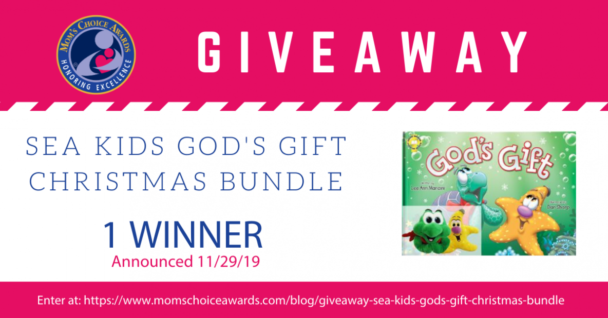 Giveaway Sea Kids God's Gift Christmas Bundle Instagram