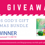 Giveaway: Sea Kids God's Gift Christmas Bundle