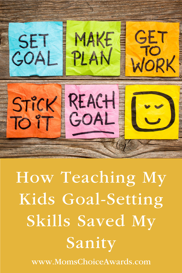 kids goal setting