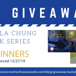 Giveaway: Kamyla Chung Series
