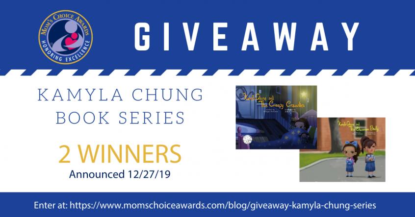 Giveaway Kamyla Chung Series