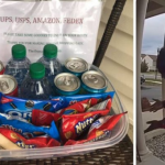 Delivery Driver Dancing Over Thank You Treats Will Warm Your Heart