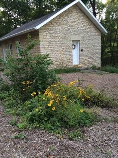 The one-room schoolhouse in Galena, MS, Belden School