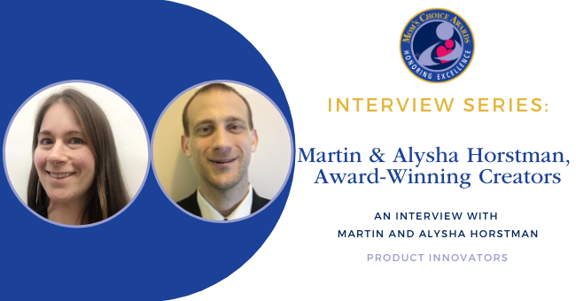 Interview Martin & Alysha Horstman