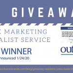 Giveaway: Outskirts Press Book Marketing Specialist Service