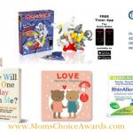 Weekly Roundup: Award-Winning Nursery Items, Games + More! 1/12 – 1/25