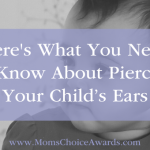 Here's What You Need to Know About Piercing Your Child's Ears