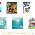 Weekly Roundup: Award-Winning Children's Books, Games + Puzzles! 1/26 – 2/1