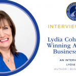 Interview with Mom's Choice Award-Winner Lydia Cohn