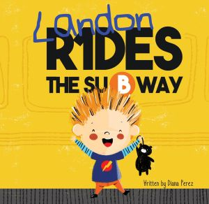 Landon Rides the Subway covid free