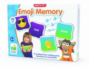 Match It!® Emoji Memory