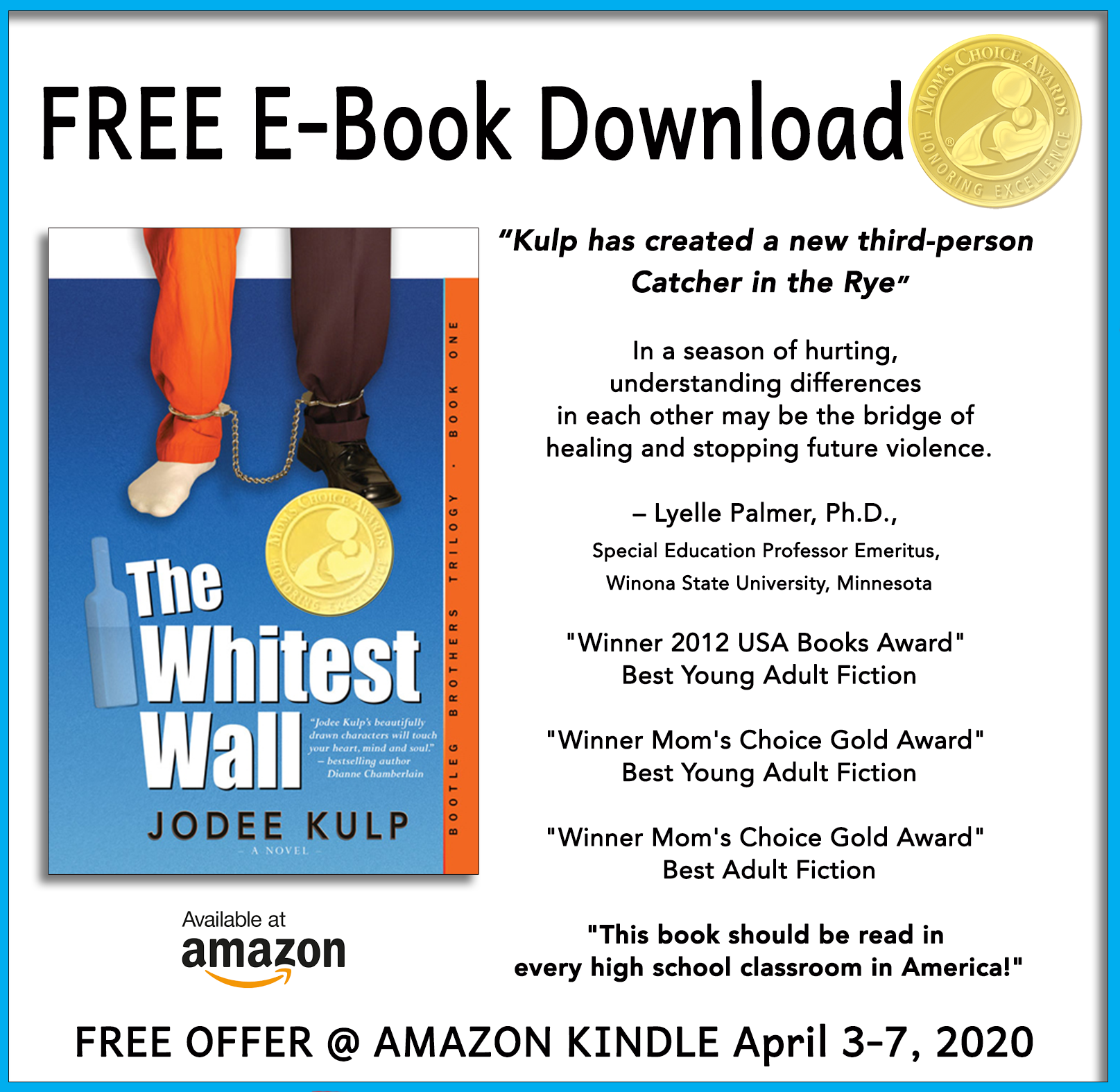 THE WHITEST WALL E-BOOK covid free