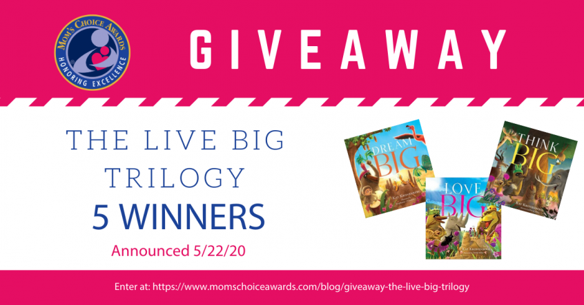 Giveaway The Live Big Trilogy