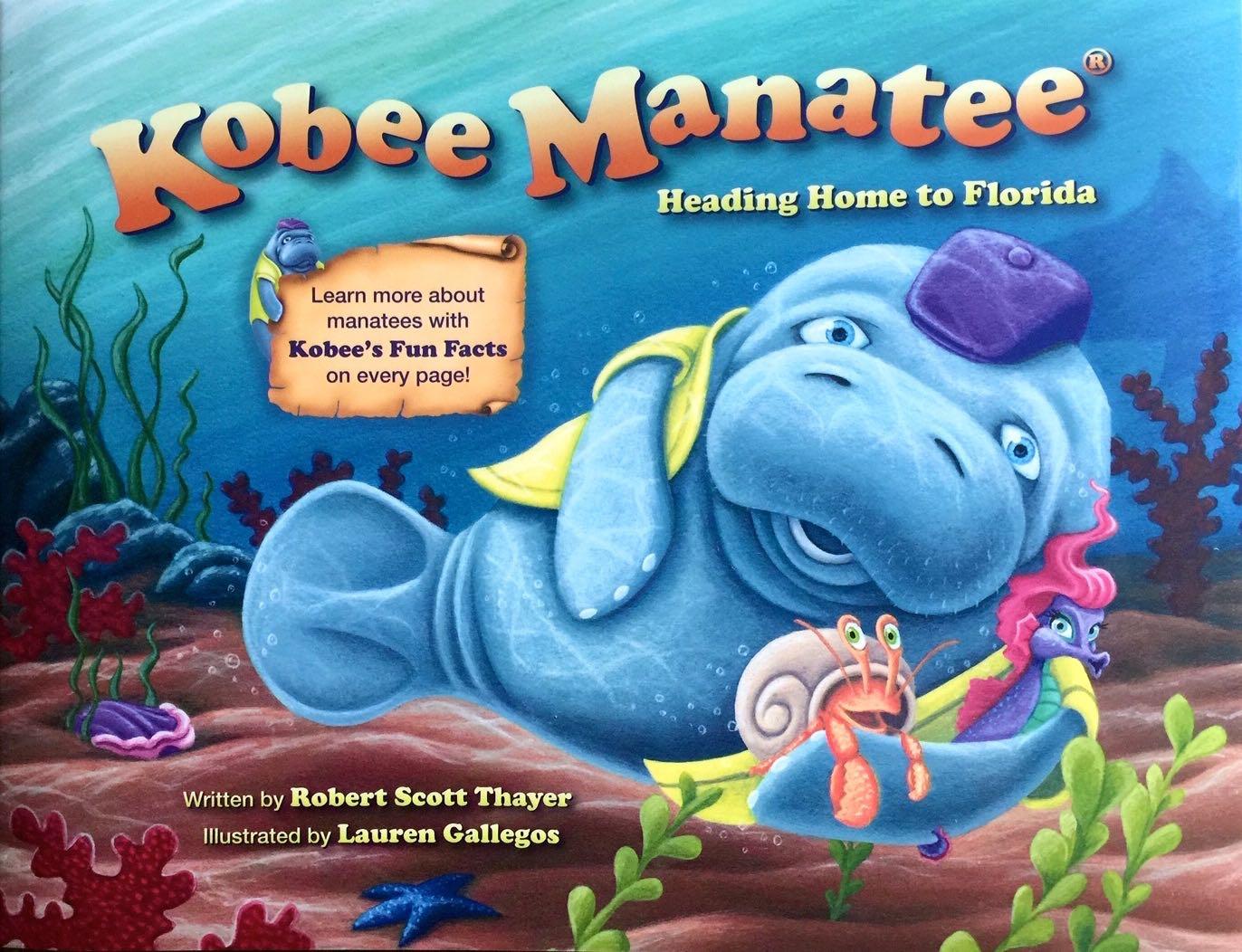 Kobee Manatee® Teacher's Guides covid free