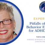 Pitfalls of Creating Behavior Expectations for ADHD Children
