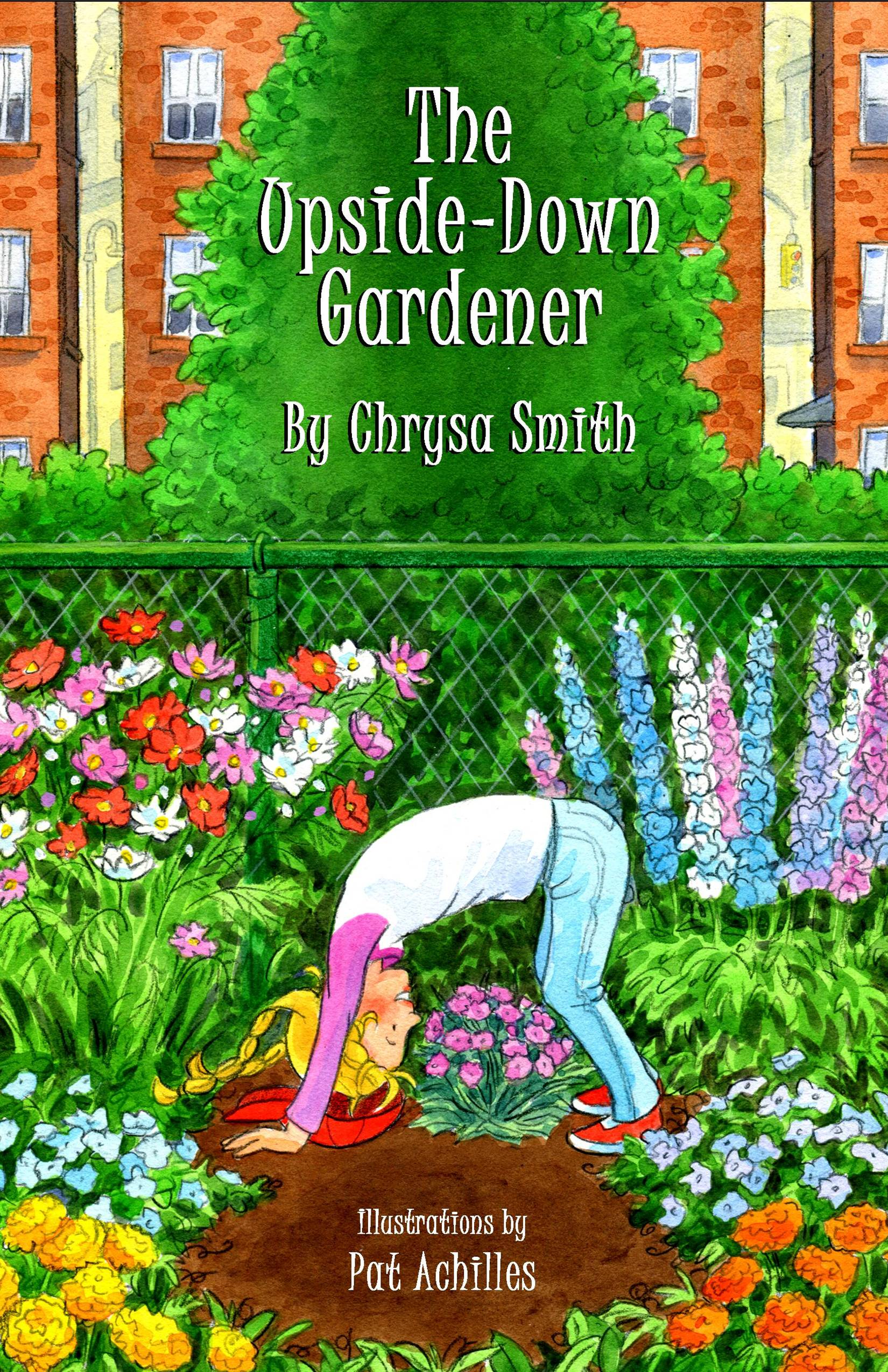 The Upside-Down Gardener covid free