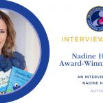 Interview with Mom's Choice Award-Winner Nadine Haruni