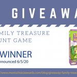 Giveaway: The Family Treasure Hunt Game