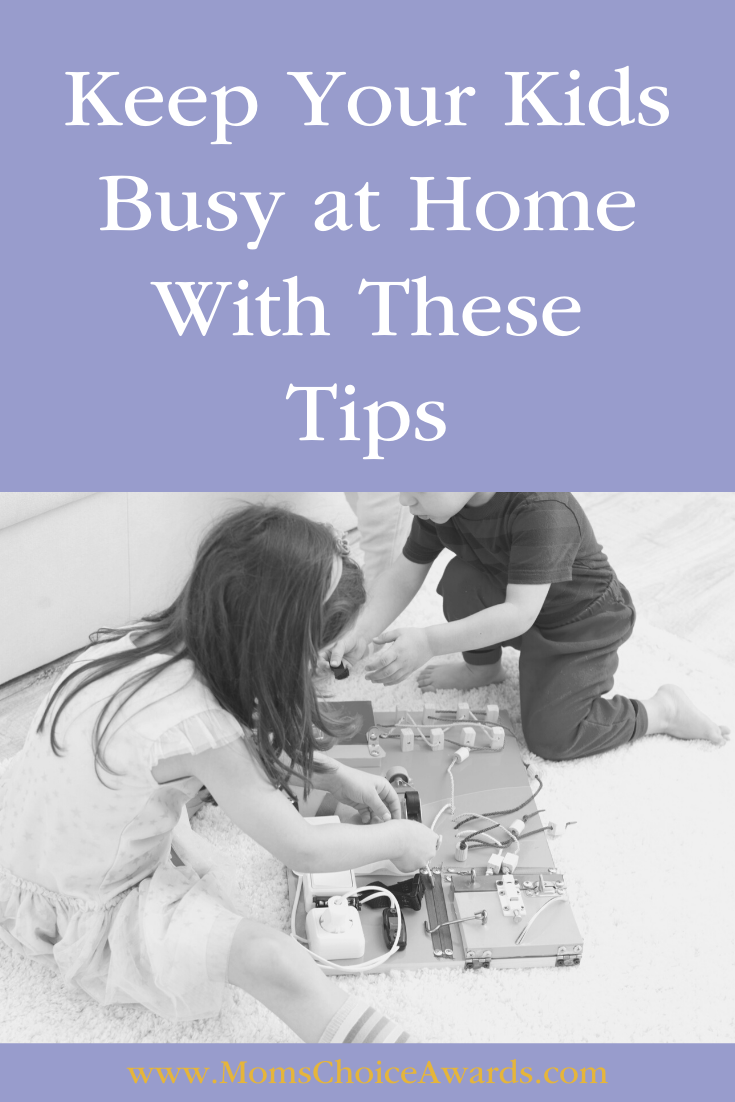 kids buys at home