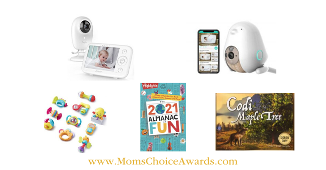 award-winning baby monitors