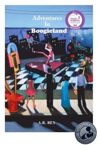 Adventures in Boogieland Cover Art
