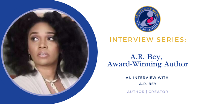 MCA Interview Series Featured image Adventures in Boogieland Author A.R. Bey