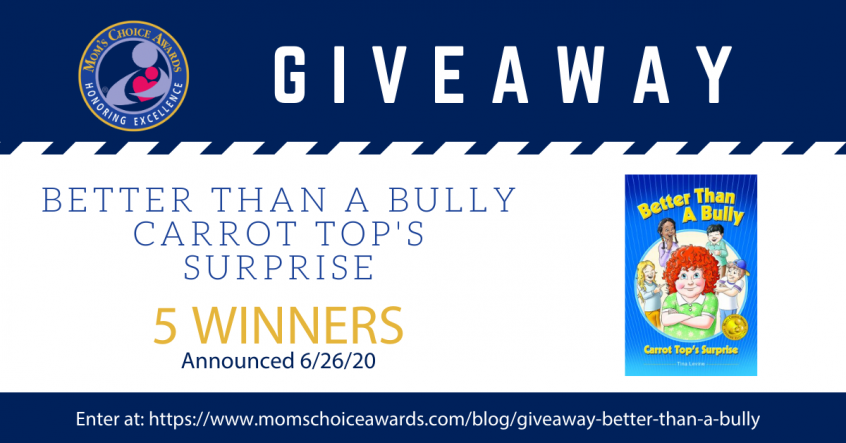 Giveaway: Better Than A Bully Carrot Top's Surprise