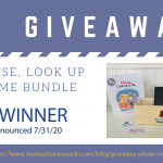 Giveaway: Please, Look up at Me Bundle