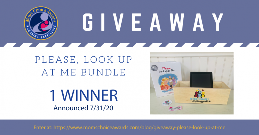 Giveaway Please, Look up at Me Bundle