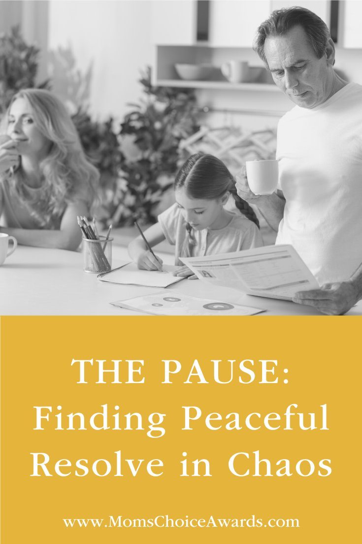 THE PAUSE: Finding Peaceful Resolve in Chaos