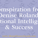 Momspiration from Denise Roland: Emotional Intelligence & Success