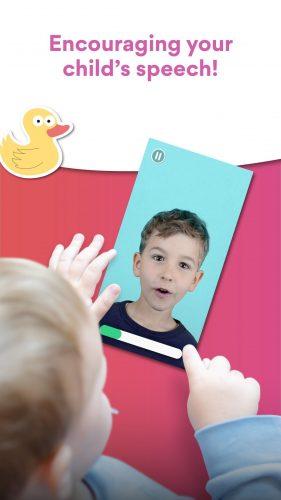 Speech Blub App