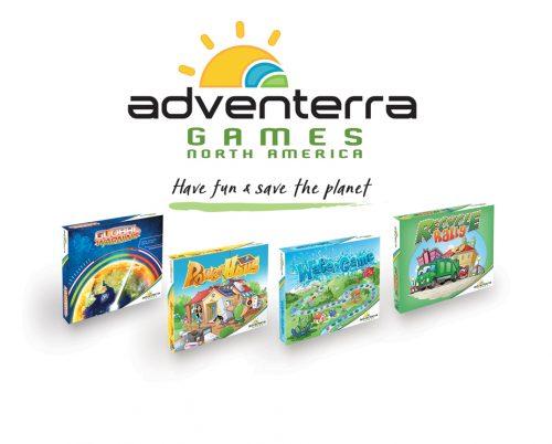 All Four Adventerra Games