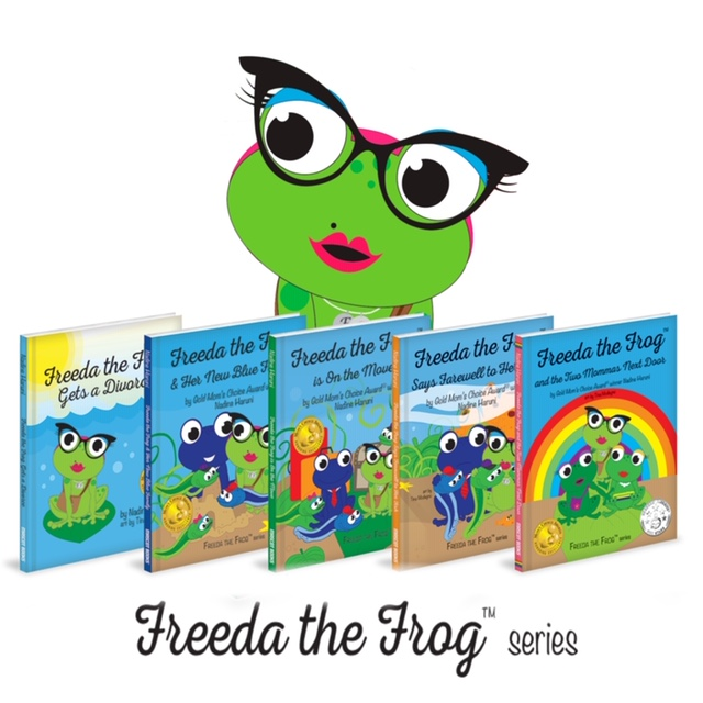 Freeda the Frog  Free Virtual Storytime Events