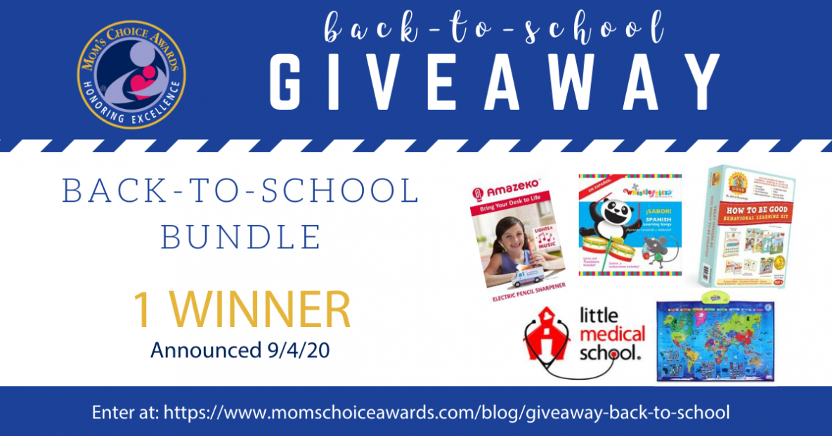 Giveaway Back-To-School Bundle