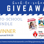 GIVEAWAY: Back-To-School Bundle